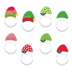 Santa & Elf Headbands