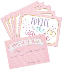 Advice for the Bride Cards, 24ct