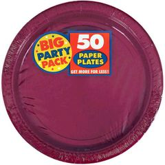 Berry Big Party Pack Paper Plates, 9""