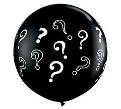 36in_001 Gender Reveal Balloon| 1 ct