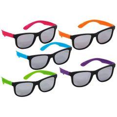 Totally 80's Neon Glasses