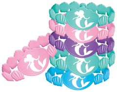 ©Disney Ariel Dream Big Wristbands, 6ct
