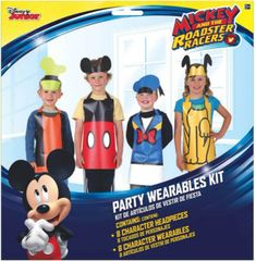 ©Disney Mickey on the Go Party Wearables Kit