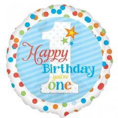 Happy Birthday You're One Boy