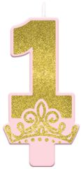 ©Disney Princess Toddler 1st Birthday Candle