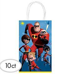 ©Disney/Pixar Incredibles 2 Printed Paper Kraft Bag