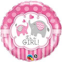 It's A Girl! 18in