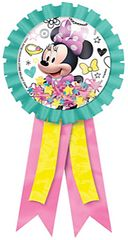 ©Disney Minnie Mouse Happy Helpers Confetti Pouch Award Ribbon