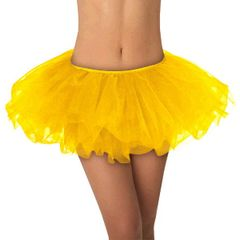 Yellow Tutu - Adult
