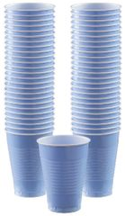 Big Party Pack Pastel Blue Plastic Cups, 12oz - 50ct