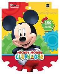 ©Disney Mickey Mouse Sticker Book, 350 Stickers