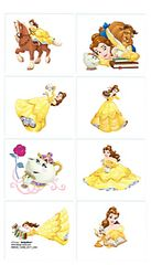 ©Disney Beauty And The Beast Tattoos