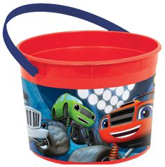 Blaze and the Monster Machines™ Favor Container
