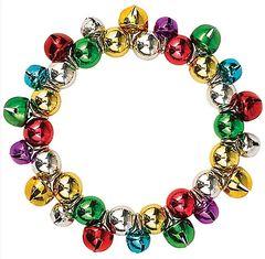 Christmas Jingle Bell Bracelet