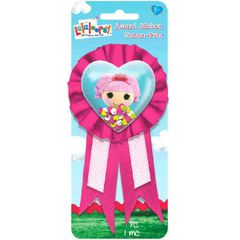 Lalaloopsy Confetti Pouch Award Ribbon