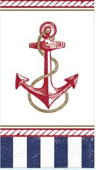 Anchors Aweigh Guest Towels