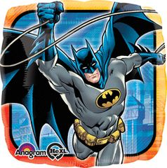 Batman Comics Mylar 18in