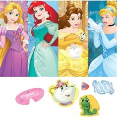 ©Disney Princess Dream Big Party Game