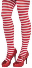 Candy Stripe Stockings - Adult Plus