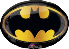 Batman Logo Mylar Super Shape Balloon 27""