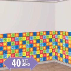 Disco Tile Room Roll