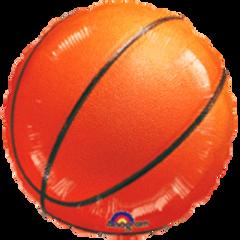 """Championship Basketball Balloon 18"""""""