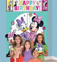 ©Disney Minnie Mouse Happy Helpers Scene Setters® With Props