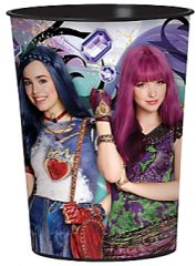 ©Disney Descendants 2 Favor Cup