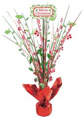 Christmas Spray Centerpiece