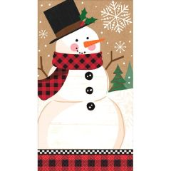 Winter Wonder Guest Towel