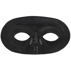 Western Bandit Mask - Black