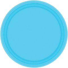 "Caribbean Dessert Plates, 7"" - 20ct"