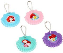 ©Disney Ariel Dream Big Shell Mirror Key Chains