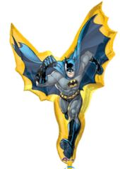 Batman Super Shape Mylar Balloon 39""