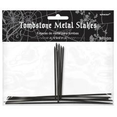 Tombstone Metal Stakes