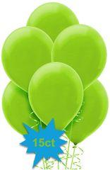 Kiwi Latex Balloons, 15ct