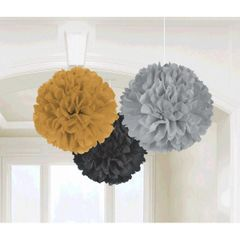 Hollywood Fluffy Decoration Assortment