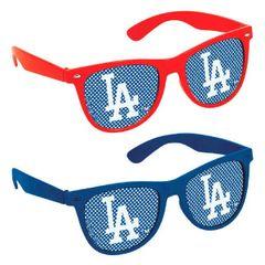 LA Dodgers Printed Glasses