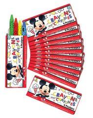 ©Disney Mickey on the Go Crayon Boxes