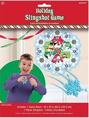 Christmas Holiday Slingshot Game