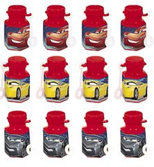 ©DISNEY CARS 3 Mini Bubble Bottles