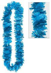 Blue Summer Breeze Flower Lei