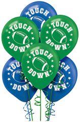 Football Latex Balloons