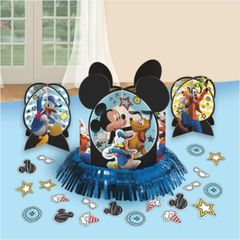 ©Disney Mickey on the Go Table Decorating Kit