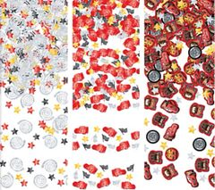 ©Disney Cars Formula Racer Value Confetti