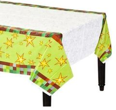 TNT Party! Plastic Table Cover