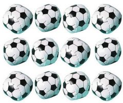 Soccer Soft Ball Favors Value Pack, 12ct