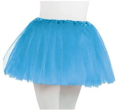 Child's Light Blue Tutu