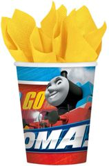 Thomas All Aboard Cups, 9 oz.