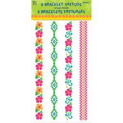 Summer Bracelet Tattoos